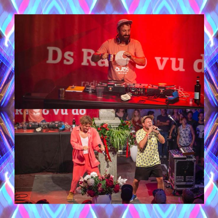 DJ Matra und Knackebould auras fair and style