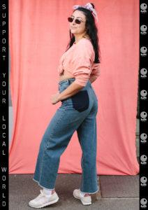 W.Ceyda .B.. auras fair and style organic eco vegan secondhand fairfashion who made my clothes nachhaltige Mode