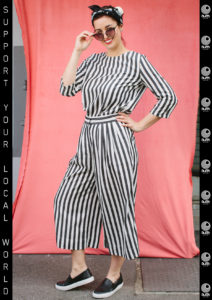 W.Tania .A. auras fair and style organic eco vegan secondhand fairfashion who made my clothes nachhaltige Mode