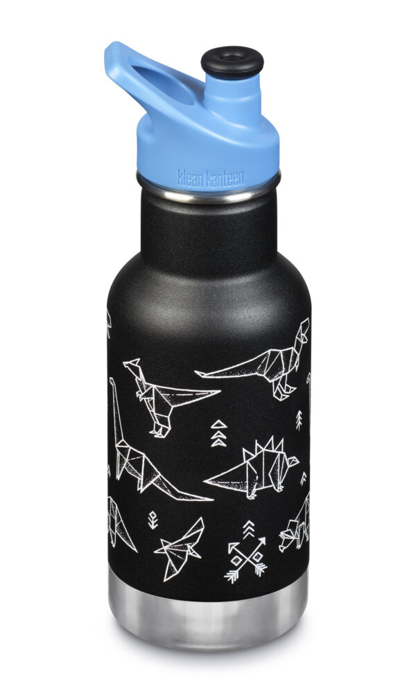 1005864 Kid Kanteen Paper Dinos 355ml