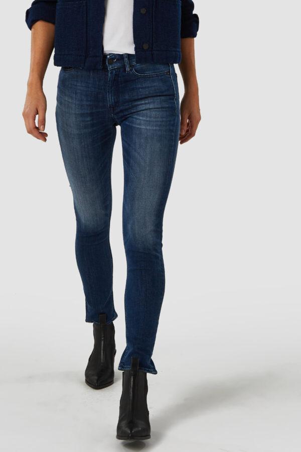 King of Indigo K.O.I Bio Jeans JUNO HIGH Medium Used D scaled