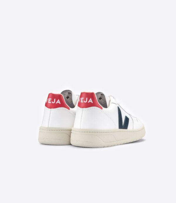 Veja shoes V 10 EXTRA WHITE NAUTICO PEKIN 3