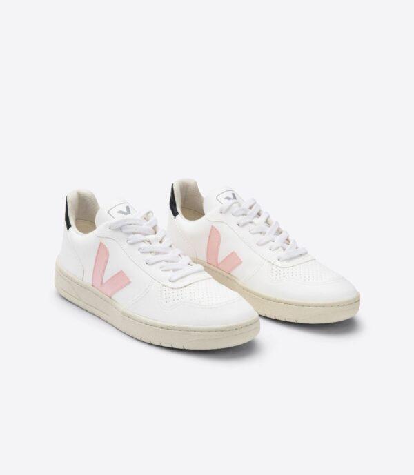 Veja shoes V 10 VEGAN WHITE PETALE 2