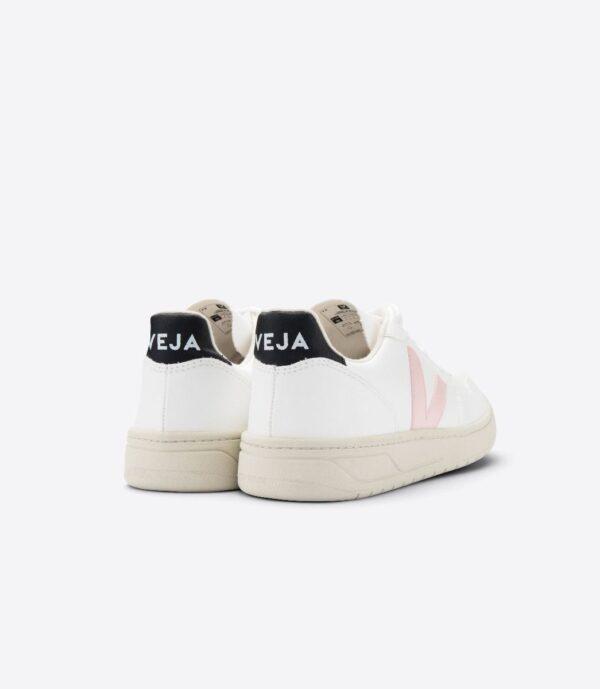 Veja shoes V 10 VEGAN WHITE PETALE 3