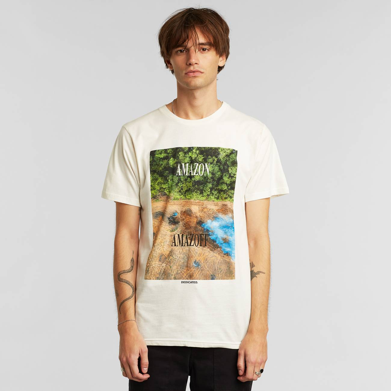 dedicated Bio T shirt Stockholm Amazoff A