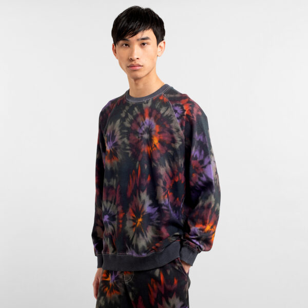 dedicated Sweatshirt Malmoe Tie Dye A