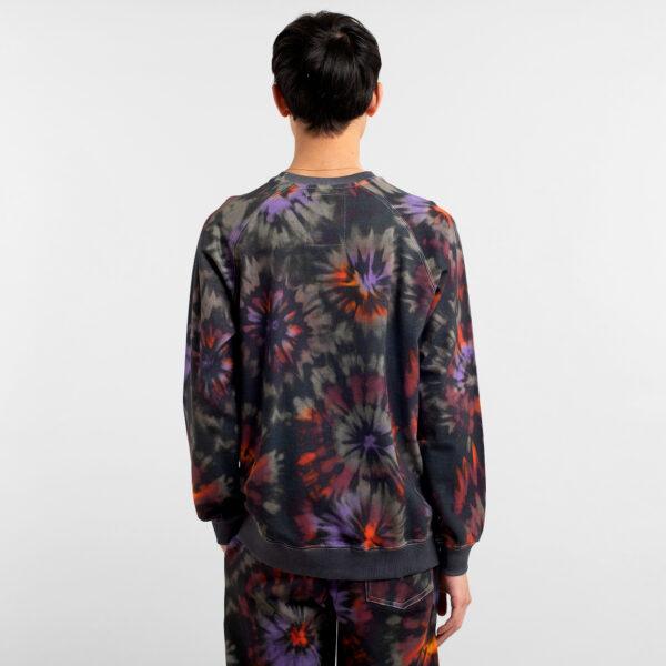 dedicated Sweatshirt Malmoe Tie Dye B
