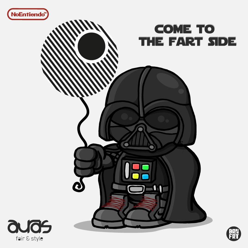 Fart Vader Auras