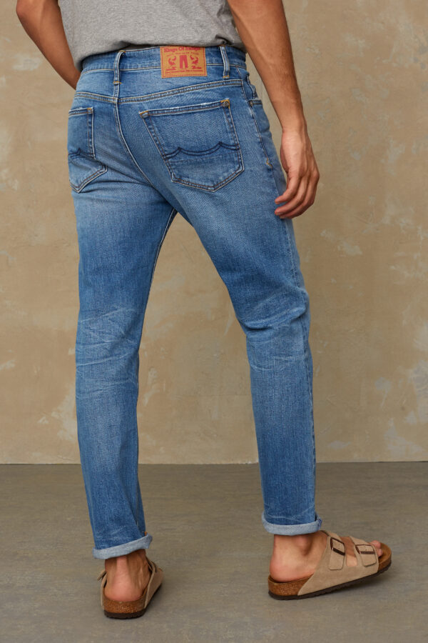 John bio stretch fresh blue K.O.I Kings of Indigo..K200151340 4066 5 scaled