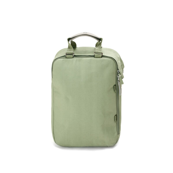 qwstion daypack organic moss front