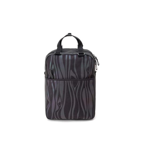 qwstion julian zigerli iridescent black small pack front