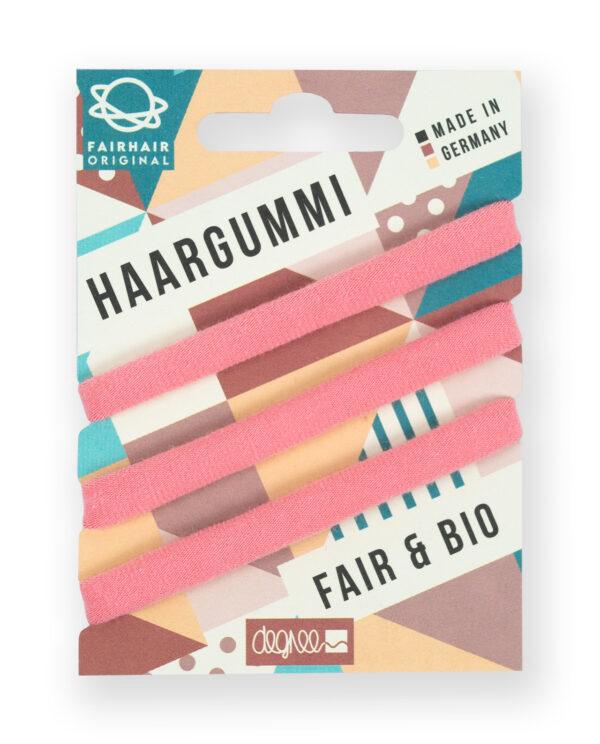 degree fair hair Haargummi