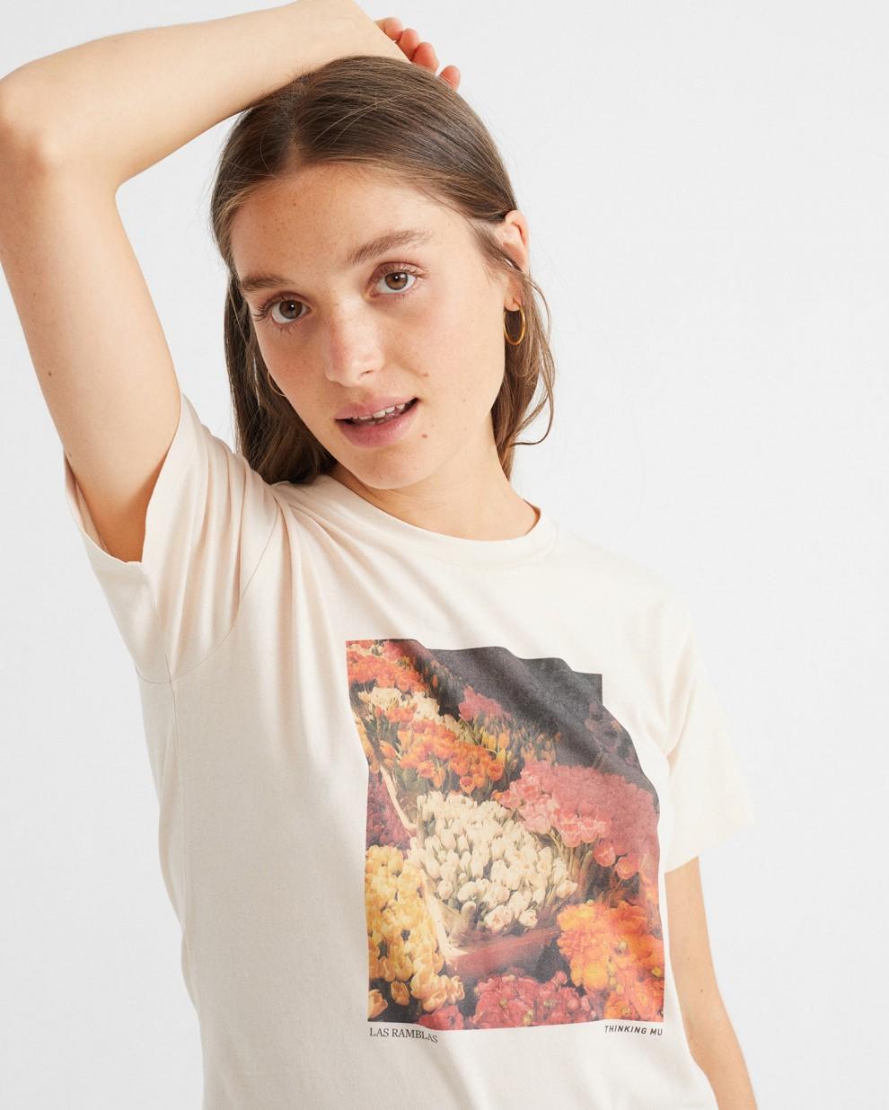 thinking mu t shirt