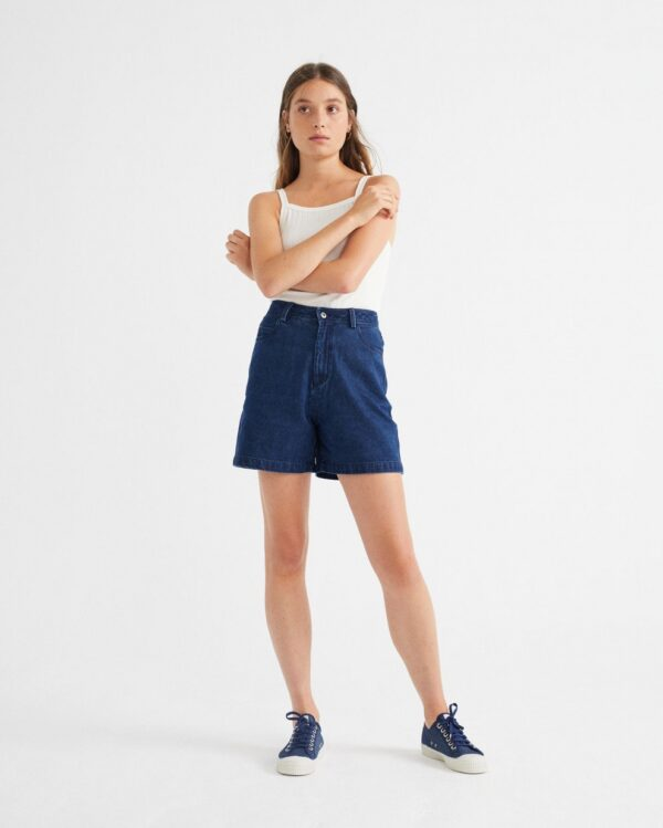 thinking mu hemp shorts