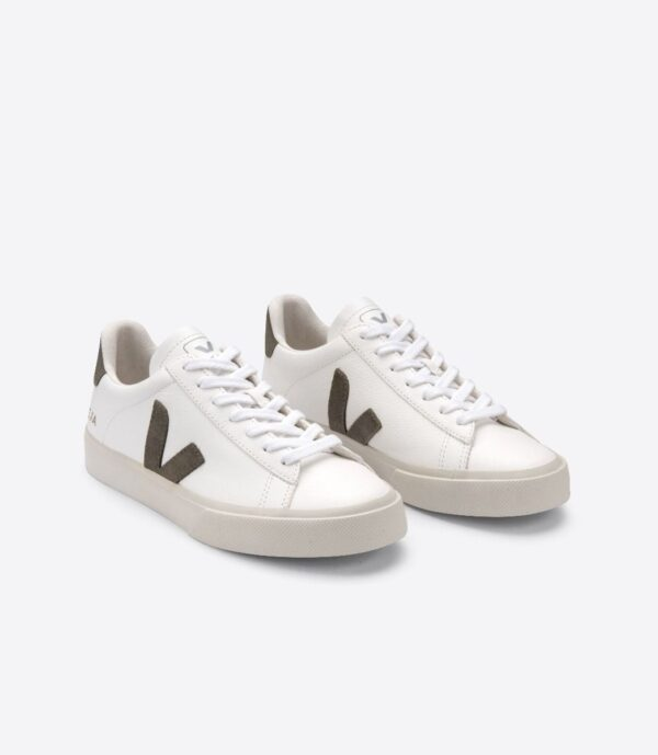veja CAMPO CHROMEFREE WHITE KAKI auras Zuerich online store top