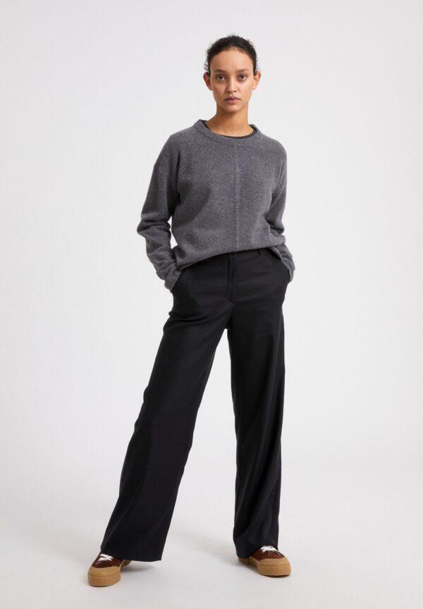 dariaa recycled wool mid grey melange 05