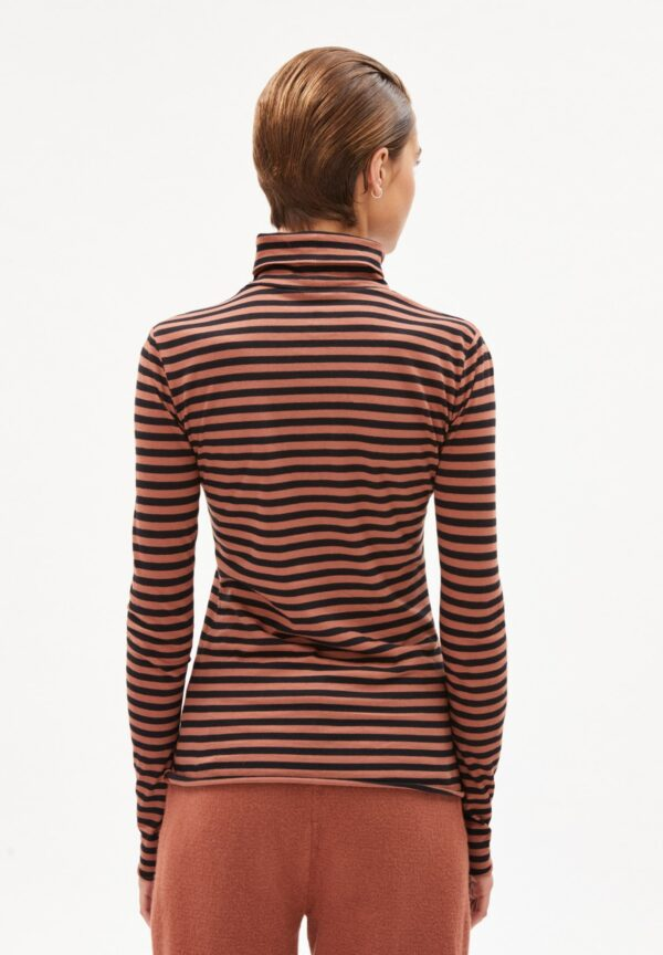 malenaa stripes copper glow black 02